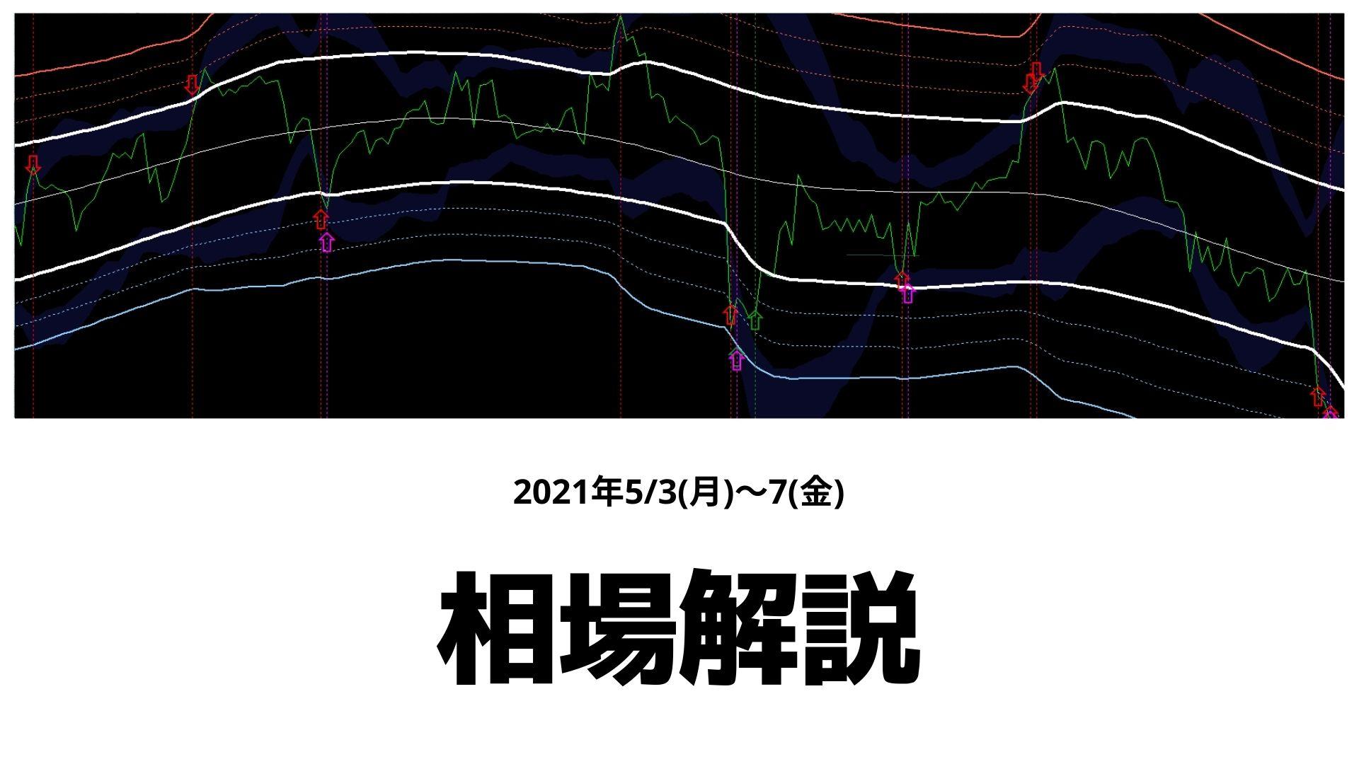 【相場解説】5/3(月)~7(金)